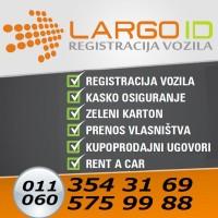 Agencija za registraciju vozila Largo ID
