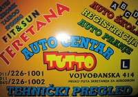 Agencija za registraciju vozila Tutto